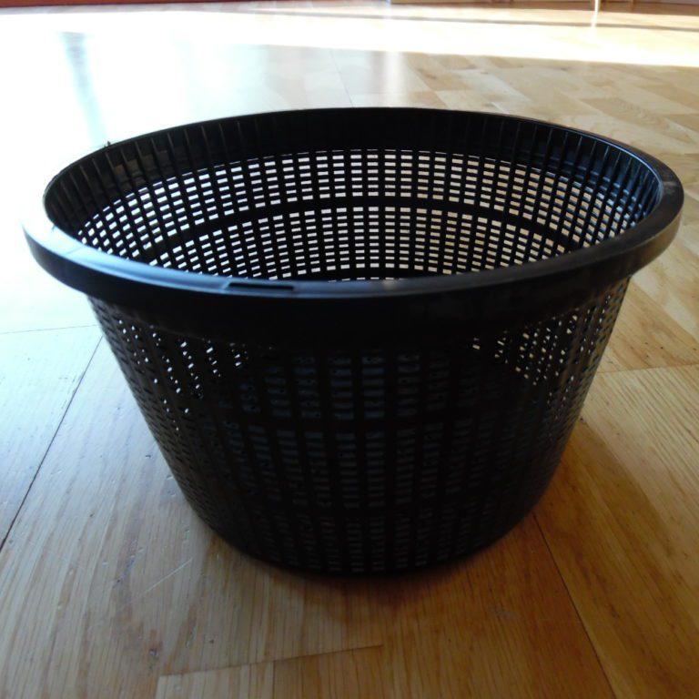 Pond plant basket 22cm Diameter Round