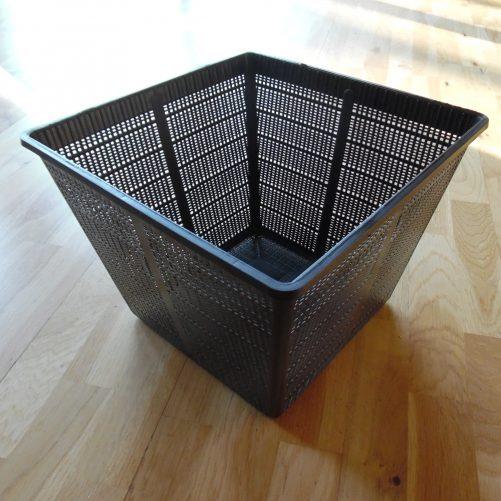 Mesh pond plant basket 35 X 35cm square