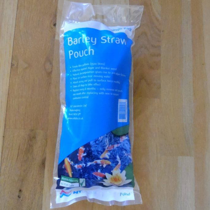 Barley straw single