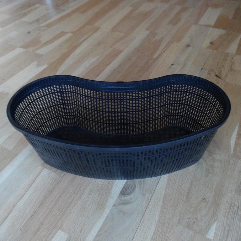 Mesh pond plant basket 46 X 17cm contour