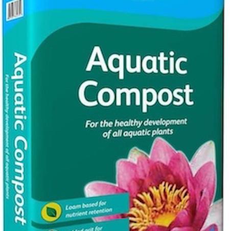 Aqua Pond Soil 10 litres